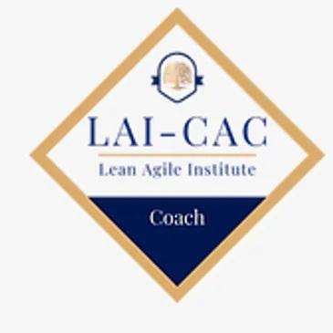 Certified Agile Coach (LAI-CAC)