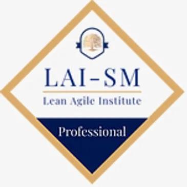 LAI Certified Scrum Master (LAI-SM)
