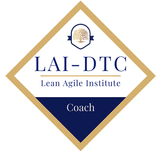 Certified Design Thinking Coach (LAI-DTC)