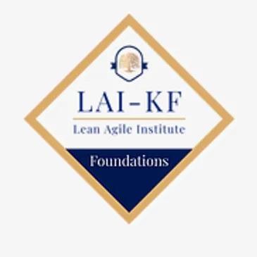 Kanban Foundations Certification(LAI-KF)